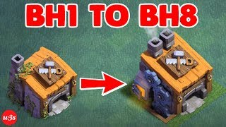 Video New COC Builder Hall 1 To Builder Hall 8 Max Within 20 Minutes 2017 MP3, 3GP, MP4, WEBM, AVI, FLV September 2017