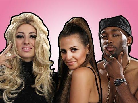 Tekst piosenki Key of Awesome - Problem (Ariana Grande ft. Iggy Azalea Parody) po polsku