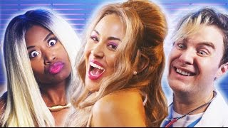 "Video Ariana Grande ft. Nicki Minaj - ""Side To Side"" PARODY MP3, 3GP, MP4, WEBM, AVI, FLV September 2018"