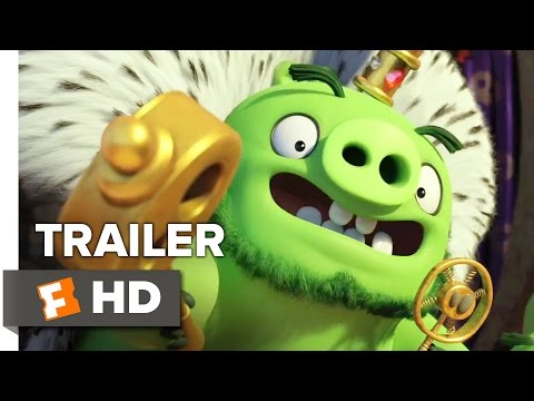 The Angry Birds Movie Official Trailer #2 (2016) - Peter Dinklage, Bill Hader Movie HD