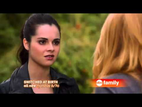 "Switched at Birth Season 2 Episode 5 Promo ""The Acquired Inability to Escape"""