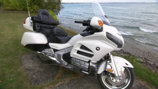8. Honda Goldwing Motorcycle Experience Road Test