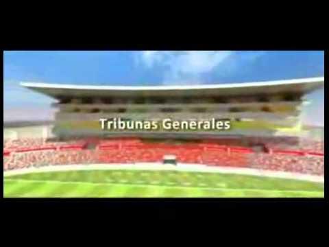 Renovación del estadio Morelos