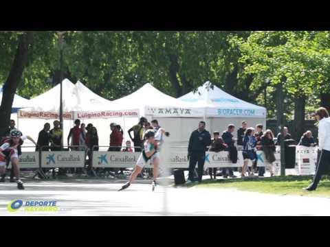 Campeonato navarro 100 metros contrarreloj 16