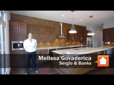 Touring a new home priced under $800K in West Bucktown