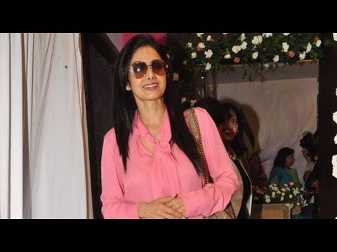 Sridevi Feels Yoga Is The Best Thing That Happened