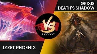 VS Live! | Izzet Phoenix VS Grixis Death's Shadow | Modern | Match 3