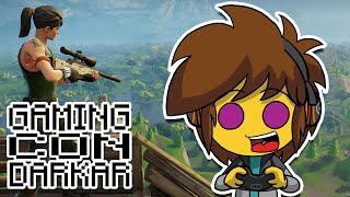 Gaming con Darkar - Piloto, E3: Fortnite
