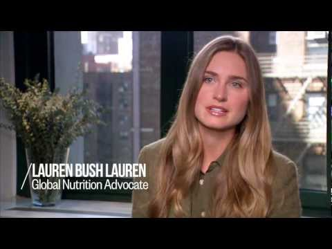 Lauren Bush Lauren: Women Go Hungry First