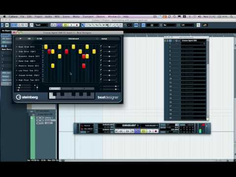 cubase - Making a house beat from a breakbeat using two great new tools in Cubase 5.