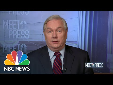 Full Osterholm: 'Our Future's In Our Hands' On Virus Spread | Meet The Press | NBC News