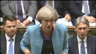 Prime Ministers Questions - 26th October 2016
