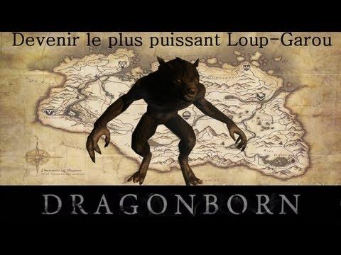 Skyrim - Devenir le plus puissant Loup-Garou grâce aux anneaux de transformation