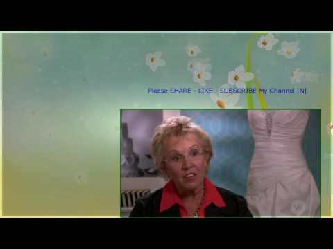Say Yes To the Dress Canada S01E02 Preconceived Notions