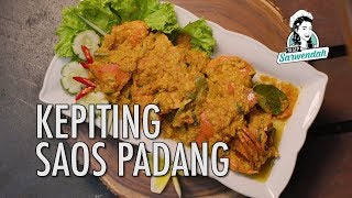 Video RESEP SARWENDAH -- KEPITING SAOS PADANG MP3, 3GP, MP4, WEBM, AVI, FLV November 2018