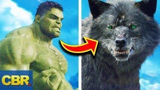 Video 15 Marvel Characters Bigger Than Hulk But Way Weaker Than Him MP3, 3GP, MP4, WEBM, AVI, FLV Februari 2019