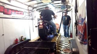 5. 2009 Harley Nightrod special vrscdx Dyno part 1
