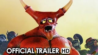 Hell and Back Official Trailer (2015) - Animated Comedy [HD]