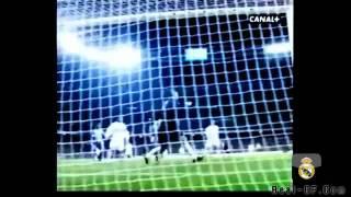 Alle Treffer des Zinedine Zidane für Real Madrid