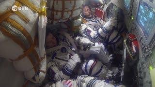 Video Soyuz undocking, reentry and landing explained MP3, 3GP, MP4, WEBM, AVI, FLV Oktober 2018