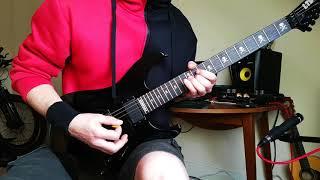 Video Kritická situace - Blaničtí rytíři (guitar cover) full HD