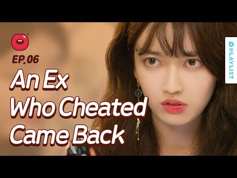 An Ex Who Cheated And Ghosted On You Came Back | Just One Bite | Season 1 - EP.06 (Click CC ENG sub)