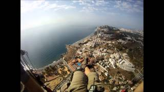 Motril Spain  city images : Paragliding Motril Spain 2012
