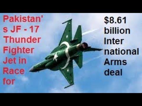 Pakistan's JF - 17 Thunder Fighter...