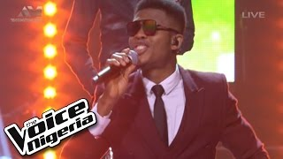 "Michael Meme sings ""I Feel Good"" / The Voice Nigeria 2016"