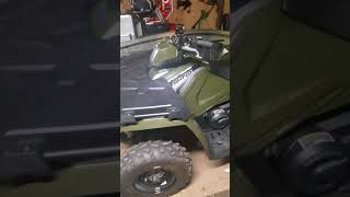 4. 2017 polaris sportsman 570 eps