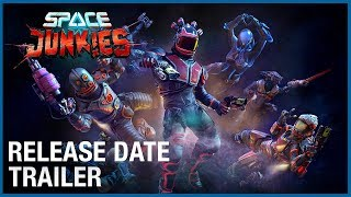 Space Junkies: Full Metal Piano - Release Date Trailer   Ubisoft [NA] by Ubisoft