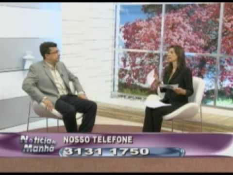 Médico cardiologista Maurício Paes Landim fala sobre o colesterol