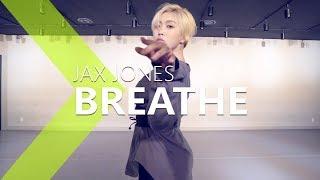 Jax Jones - Breathe (Visualiser) ft. Ina Wroldsen / HANNA Choreography .