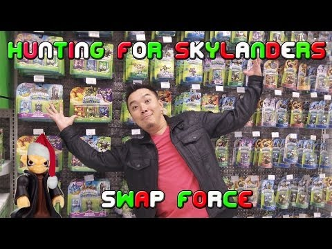 Hunting for Skylanders Swap Force – Holiday Shopping – Part 76