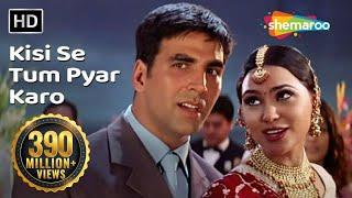 Video Kisi Se Tum Pyar Karo | Andaaz Songs |Akshay Kumar | Lara Dutta |Johny Lever |Aman Verma| Gold songs MP3, 3GP, MP4, WEBM, AVI, FLV Oktober 2018