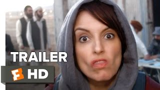Nonton Whiskey Tango Foxtrot Official Trailer #2 (2016) - Tina Fey, Billy Bob Thorton Comedy HD Film Subtitle Indonesia Streaming Movie Download