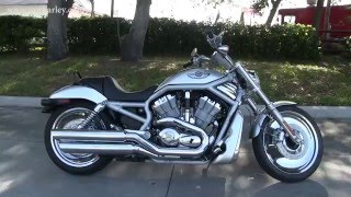 9. 2003 Harley-Davidson VRSC V Rod for sale 100th Anniversary Edition