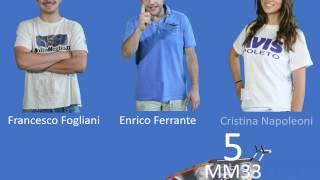 #vaporetti2017 Equipaggio N°5 MM33
