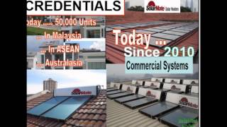 Dengkil Malaysia  City new picture : SOLARMATE - Solar Water Heaters. FIRST supplier in BROGA, DENGKIL, Malaysia for Thermal solar panels