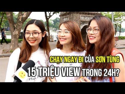 Chạy Ngay Đi của Sơn Tùng MTP đạt 15 TRIỆU view trong 24h?! | Nhổn TV - Thời lượng: 8:45.