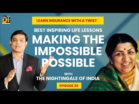 MAKING THE IMPOSSIBLE POSSIBLE WITH LATA MANGESHKAR | THE DREAM TEAM TV | EPISODE 28
