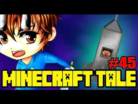 Let's Play A Minecraft Tale Ep. 45 - GALACTICRAFT!
