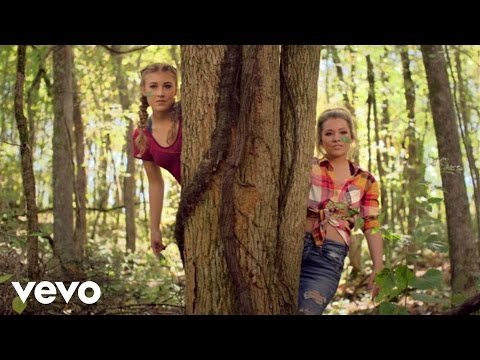 "Maddie and Tae ""Shut Up And Fish"""