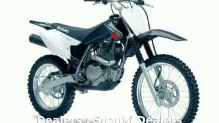 6. 2008 Suzuki DR-Z 125 - Features, Walkaround
