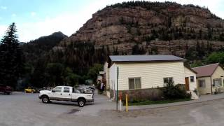 Ouray (CO) United States  City pictures : Ouray, Colorado Downtown