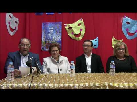 Entrega del 'Espacial de Oro' a José Abreu Pérez 'Pepete'