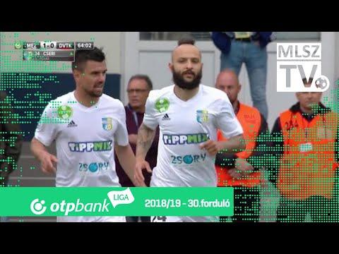 30. forduló: Mezőkövesd - DVTK 3-0 (1-0)