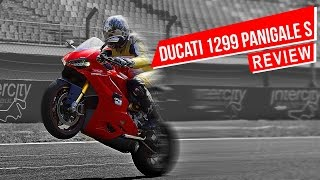 10. Ducati 1299 Panigale S Motorcycle Review