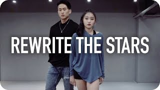 Video Rewrite The Stars - Zac Efron, Zendaya  / Yoojung Lee Choreography MP3, 3GP, MP4, WEBM, AVI, FLV April 2018