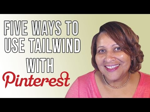 Watch 'How To Boost Your Social Media Presence 5 Ways with TailwindApp '